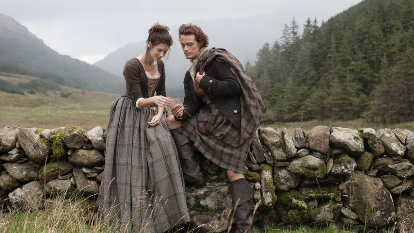 "Fan-Liebling: Mega-Hype um ""Outlander""-Star Sam Heughan"