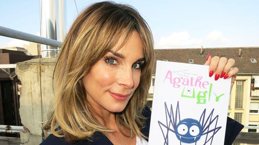 UU-Claudelle Deckert ist jetzt Kinderbuch-Autorin