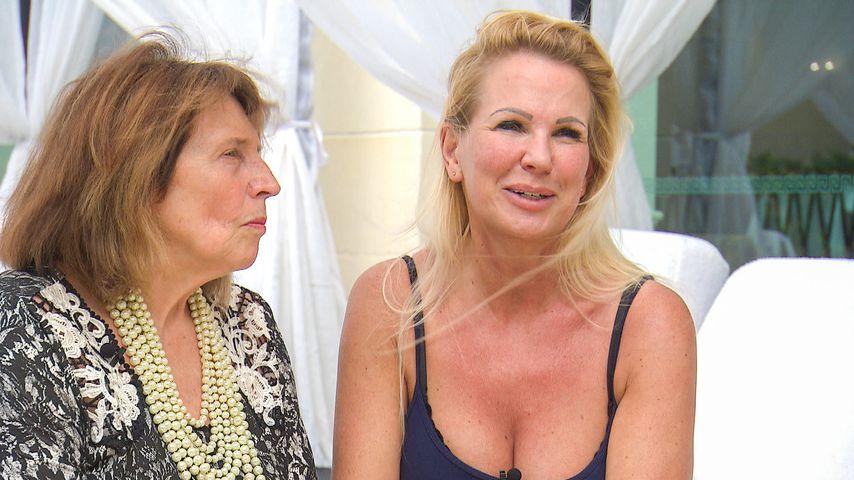 Claudia Norberg mit Mama Waltraud (l.)