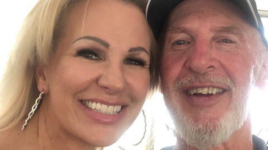 Claudia Norberg und Dr. Bob im Dschungelcamp 2020