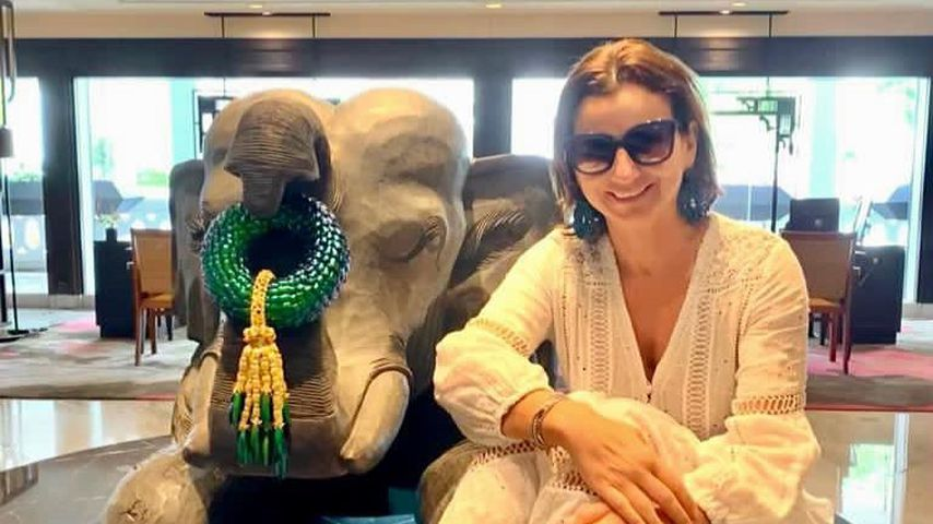 Claudia Obert, Luxus-Lady
