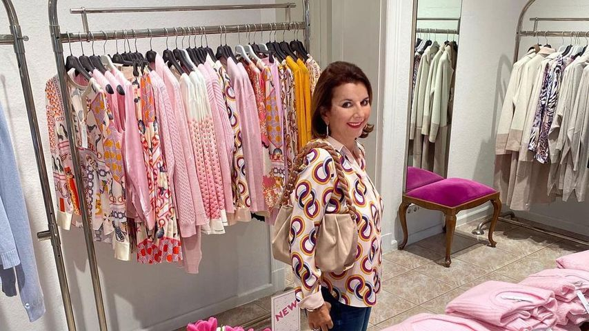 Modeunternehmerin Claudia Obert