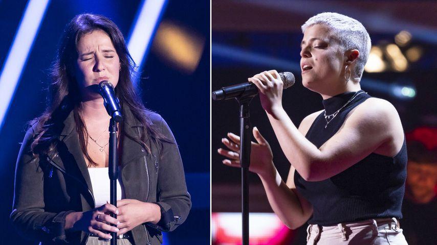 """""""The Voice""""-Comeback-Battle: Gewinnt Claudia oder Mickela?"""