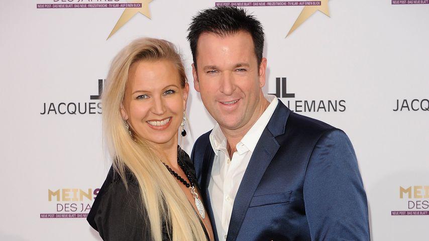 """Claudia und Michael Wendler bei den """"Mein Star des Jahres""""-Awards"""