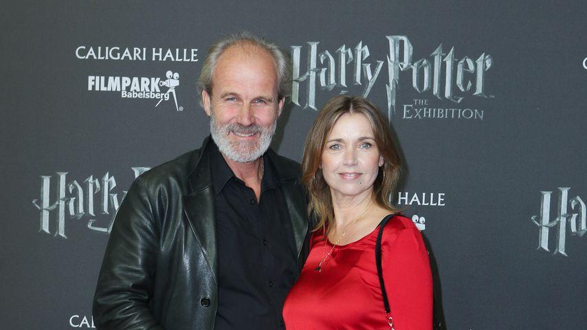 Claus G. Öldorp und Tina Ruland 2018 in Potsdam