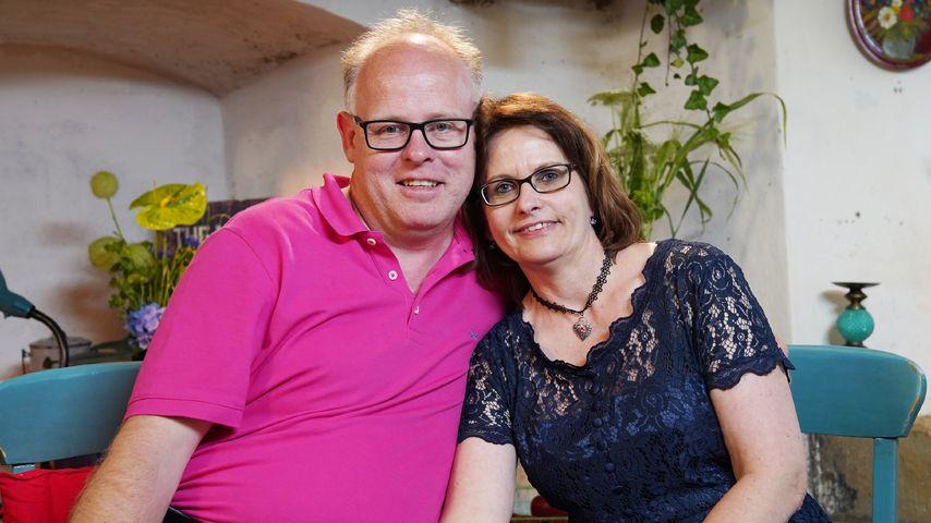 """Claus und Heike bei """"Bauer sucht Frau"""""""