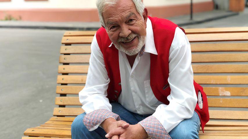 """Mit fast 80 Jahren: Ex-""""Unter uns""""-Star zum 5. Mal Ja gesagt"""