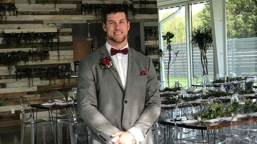 Clayton Echard im April 2019