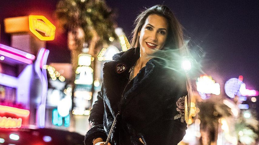 Clea-Lacy Juhn in Las Vegas