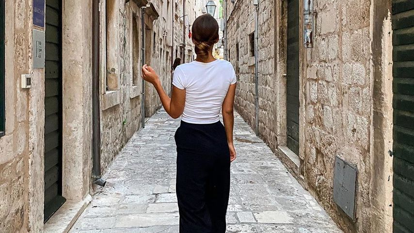 Clea-Lacy Juhn in Dubrovnik, 2020