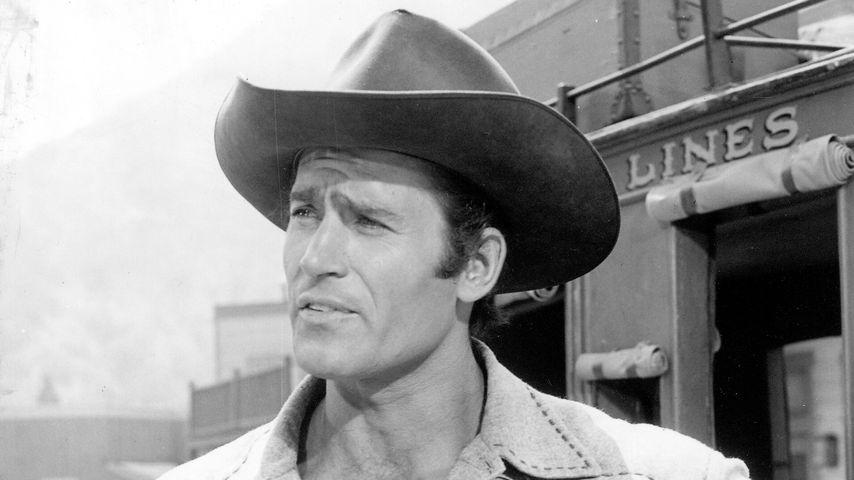 """Mit 90 Jahren: """"Cheyenne""""-Cowboy Clint Walker ist tot!"""