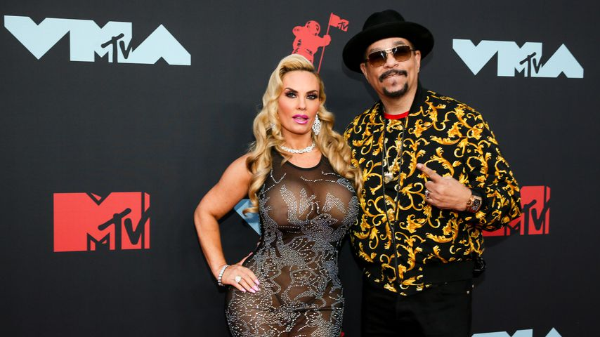 Coco Austin und Ice-T bei den MTV Video Music Awards, 2019
