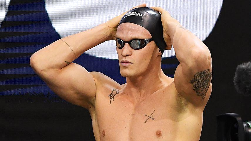 Cody Simpson beim Finale der Olympiaqualifikation