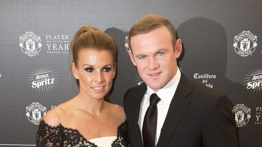 Nach Ehekrise: Coleen Rooney wieder mit Ring unterwegs!