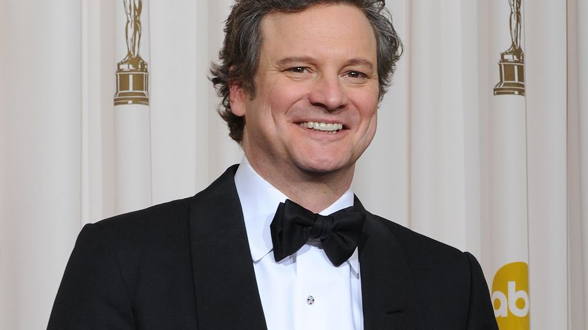 Colin Firth 2011 bei der Oscar-Verleihung