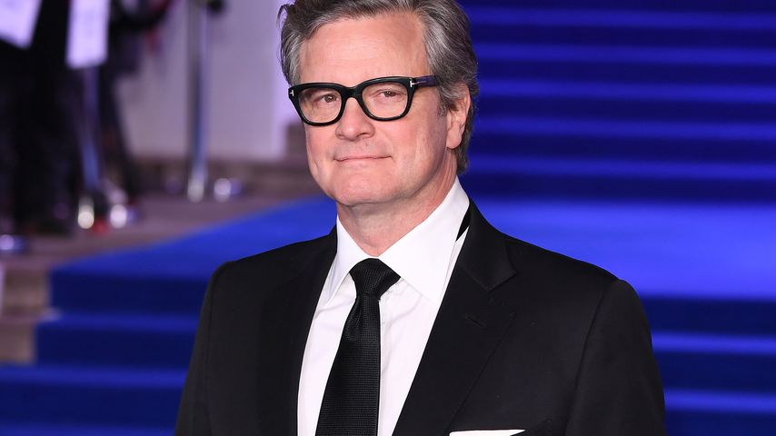 Nach Trennung von Frau: Colin Firth mit Unbekannter gesehen!