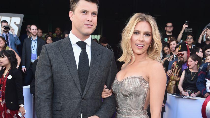"""""""James-Bond-Aktion"""": Scarlett Johansson über Colins Antrag"""
