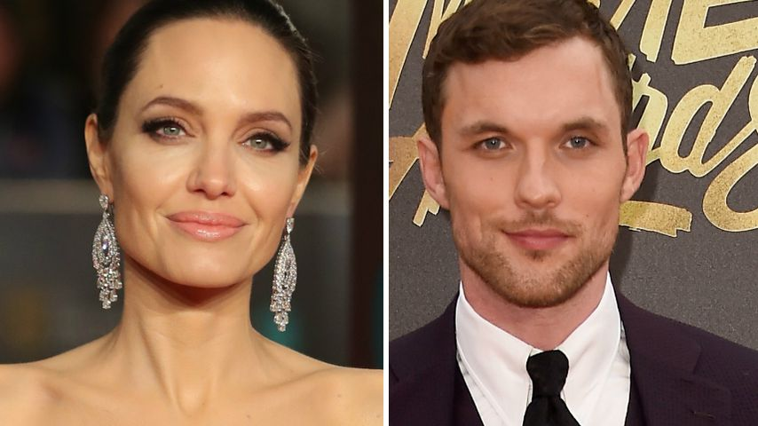 """Maleficent 2"": Holte sich Angelina Jolie extra Hottie Ed?"