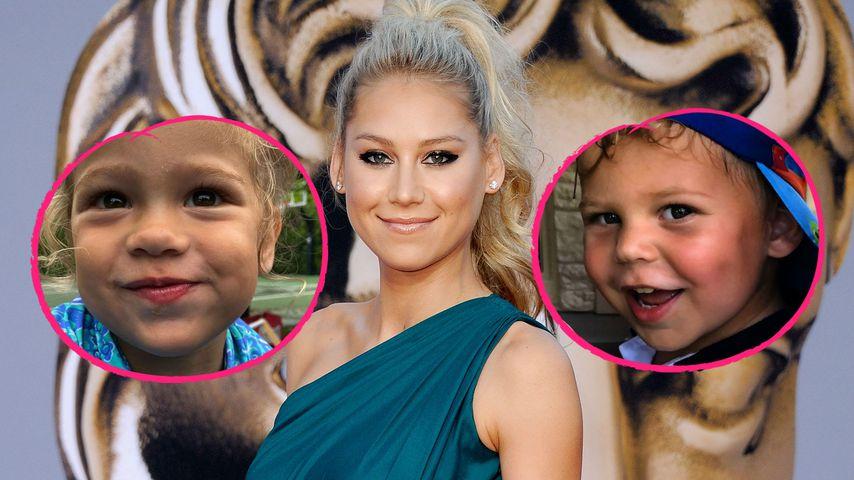 Schon drei Jahre: Anna Kournikova teilt Bilder ihrer Twins