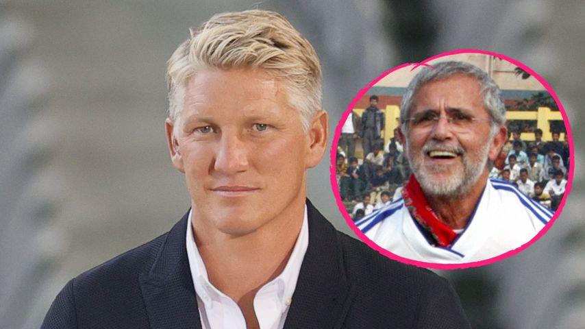 Schweini, Boateng & Co.: Bayern-Stars trauern um Gerd Müller