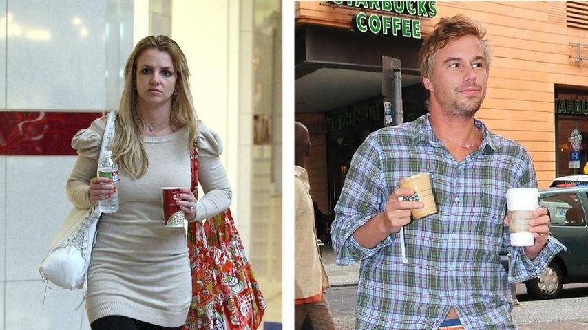Wird Britney Spears von ihrem Freund verprügelt?