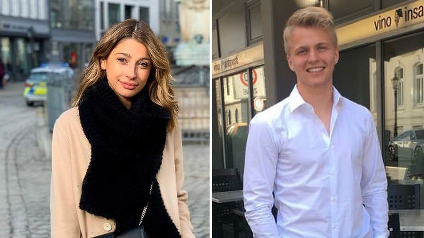 Fernbeziehung mit Felix Götze: GNTM-Catharina findet's cool