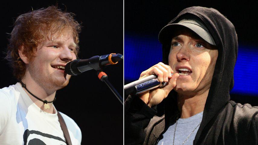 Ed Sheeran und Eminem