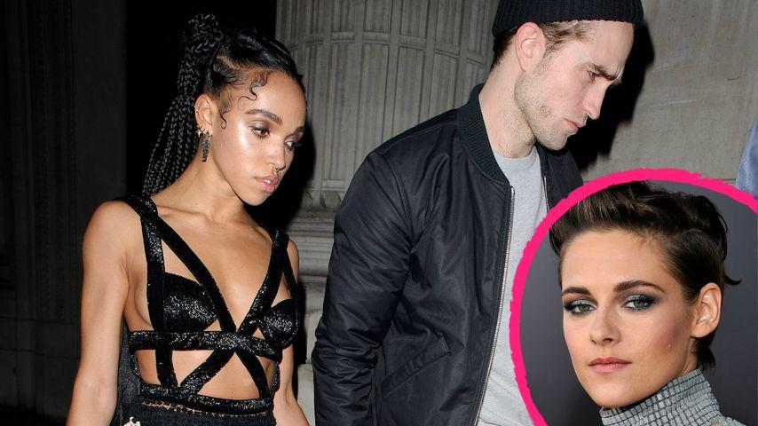 Kristen Stewart: Empört über Robert Pattinsons Verlobung