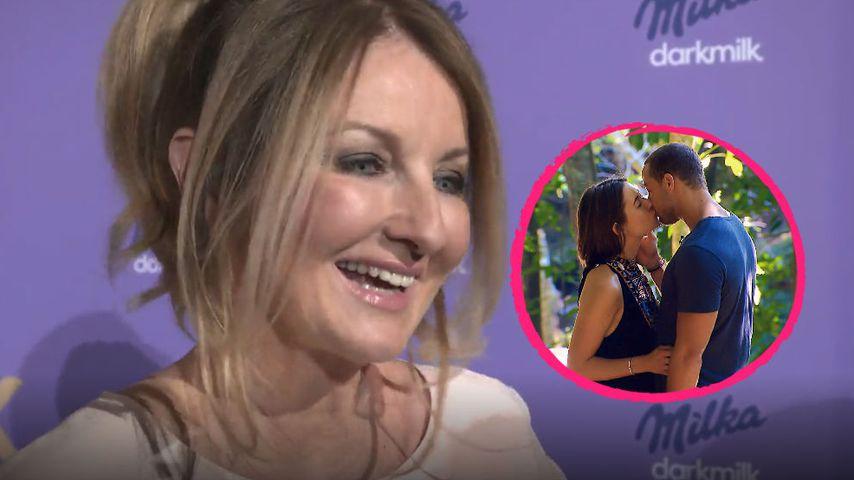 Lange Beziehung: Frauke Ludowig traut Bachelor-Paar viel zu!