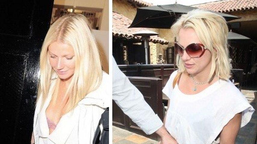 Gwyneth Paltrow: Inspiriert von Britney Spears
