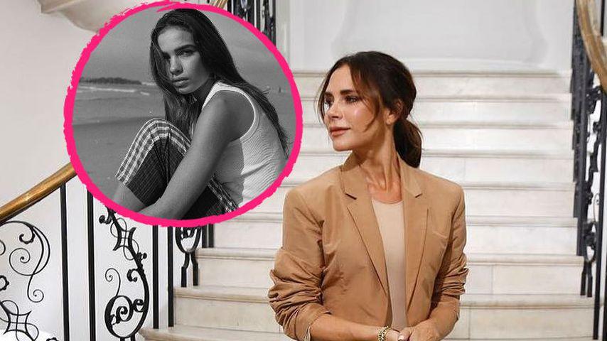 Macht Brooklyn Beckhams Freundin Werbung für Mom Victoria?