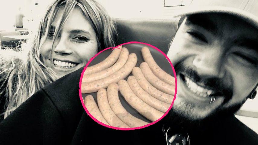 Nudelauflauf & Bratwürste: Heidi & Tom kochen nach Verlobung
