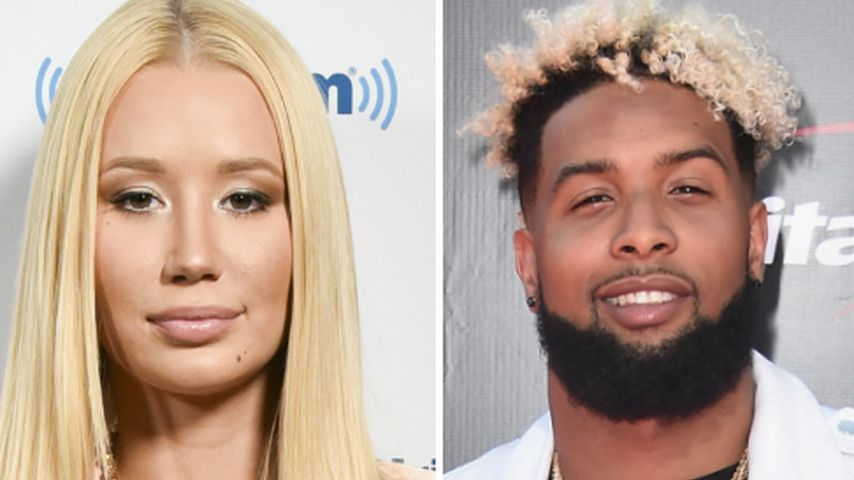 Iggy Azalea: Datet sie etwa Football-Star Odell Beckham Jr.?