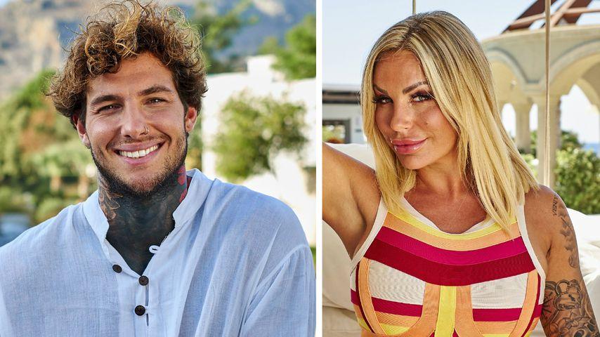 """Nach """"Adam sucht Eva"""": Stehen sich Jan & Gina-Lisa noch nah?"""