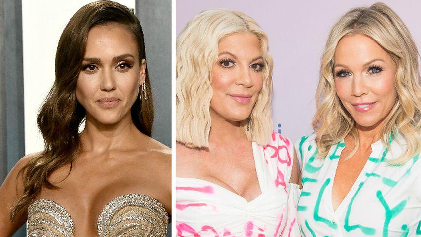 "Jessica Albas Kritik: ""Beverly Hills, 90210""-Stars reagieren"