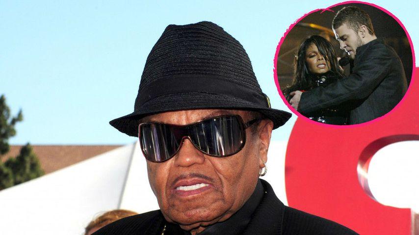 Super Bowl mit Janet Jackson? Papa Joe gibt grünes Licht!