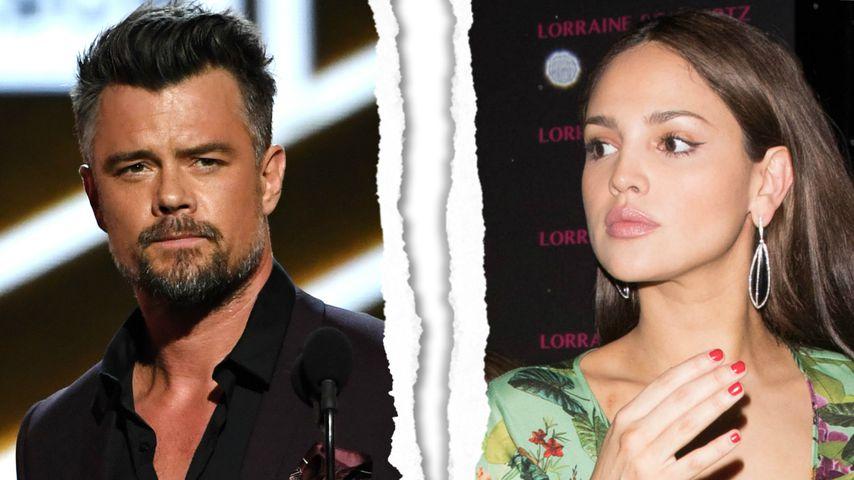 Wegen Arbeitszeiten: Josh Duhamel und Eiza González getrennt