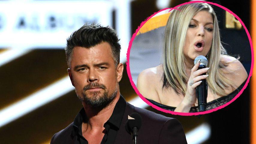 Nationalhymnen-Flop: Josh Duhamel verteidigt Ex-Frau Fergie