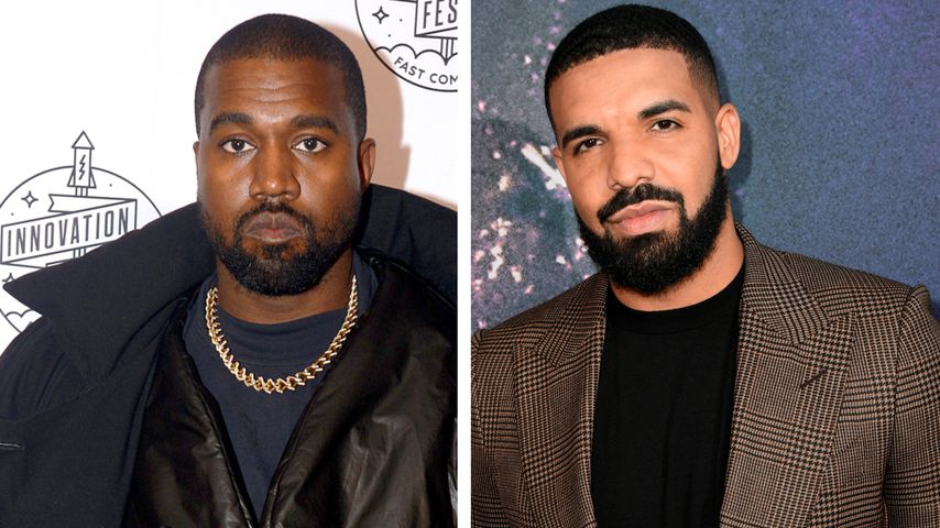 Wie bitte? Hat Kanye West Drakes Adresse veröffentlicht?