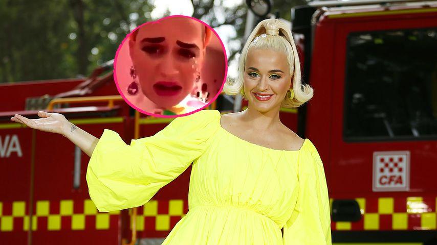 Im Hormonrausch: Schwangere Katy Perry zeigt das Babyzimmer