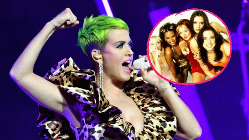 Ersetzt Katy Perry etwa Victoria beim Spice Girls-Comeback?