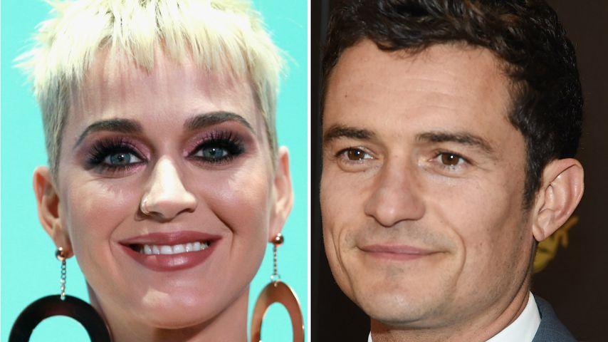 Katy Perry: Bestätigt sie Liebes-Comeback mit Orlando Bloom?