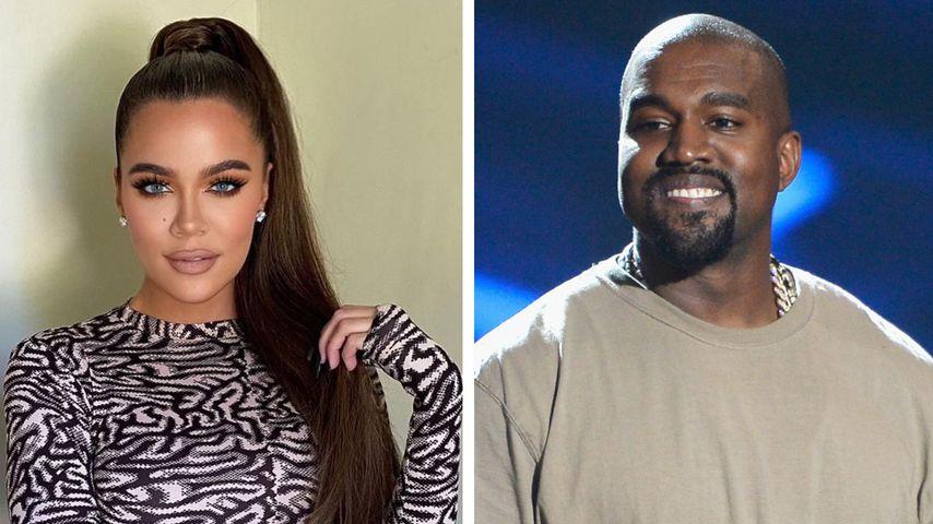 """""""Bruder fürs Leben"""": Khloé gratuliert Kanye zum Geburtstag"""