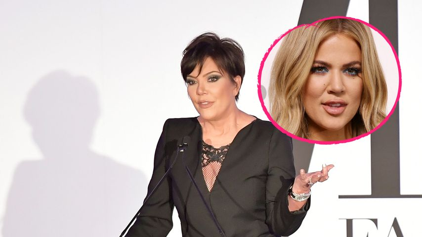 Wirbel um Khloe: Mama Kris Jenner gibt emotionales Interview
