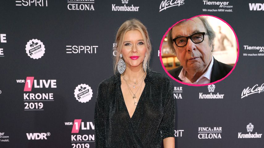 Laura Karasek schwärmt von ihrem verstorbenen Vater Hellmuth