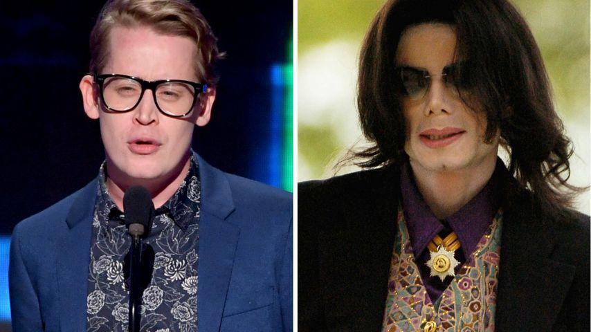 Macaulay Culkin spricht über angeblichen Jackson-Missbrauch