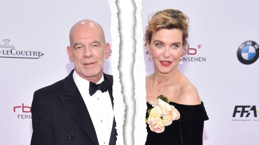 Nach 25 Jahren: Martin Wuttke & Margarita Broich getrennt!
