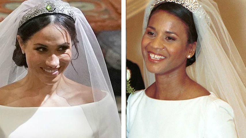 Vorbild: Meghans Brautkleid bei dieser Prinzessin abgeguckt?