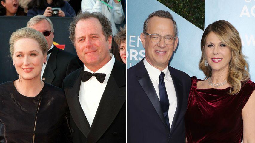 Meryl, Tom und Co.: Sie führen die längsten Ehen Hollywoods