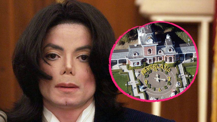 18 Millionen! Wer hat Michael Jacksons Neverland gekauft?